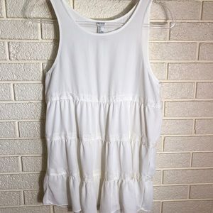 Forever 21 sleeveless tunic. Small.
